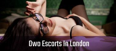 owo escorts in London